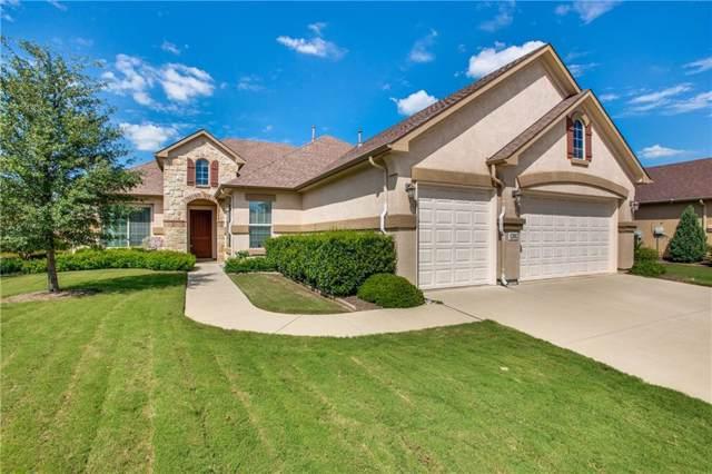 12012 Claridge Court, Denton, TX 76207 (MLS #13936818) :: Real Estate By Design