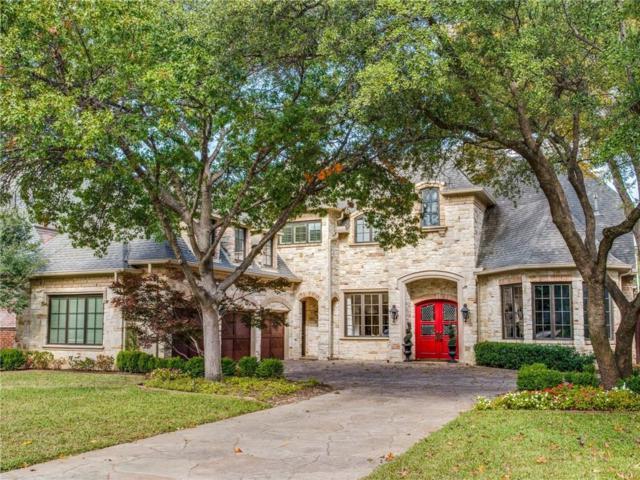6729 Aberdeen Avenue, Dallas, TX 75230 (MLS #13936955) :: RE/MAX Town & Country
