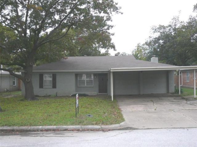 2721 Cedar Park Boulevard, Richland Hills, TX 76118 (MLS #13936978) :: RE/MAX Town & Country