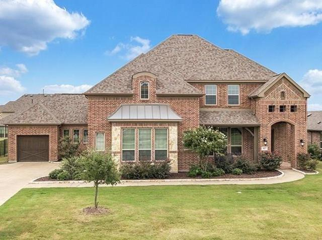 817 Calm Crest, Rockwall, TX 75087 (MLS #13937248) :: RE/MAX Town & Country