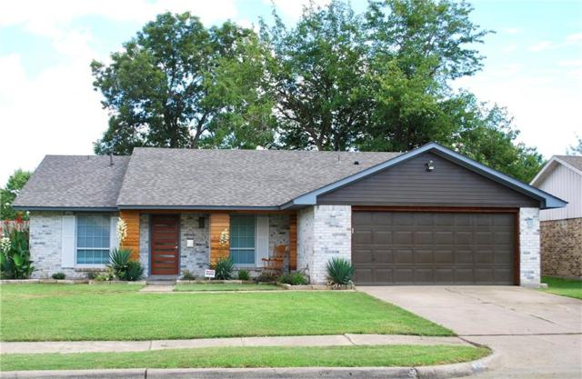 438 Woodmere Drive, Garland, TX 75043 (MLS #13937386) :: RE/MAX Town & Country