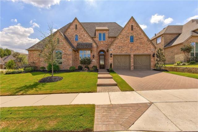 3520 Spicewood Drive, Prosper, TX 75078 (MLS #13937497) :: RE/MAX Town & Country