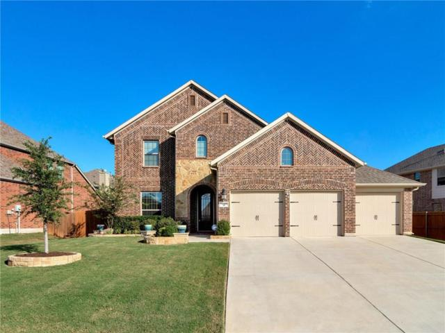 14408 Seventeen Lakes Boulevard, Fort Worth, TX 76262 (MLS #13938101) :: RE/MAX Landmark