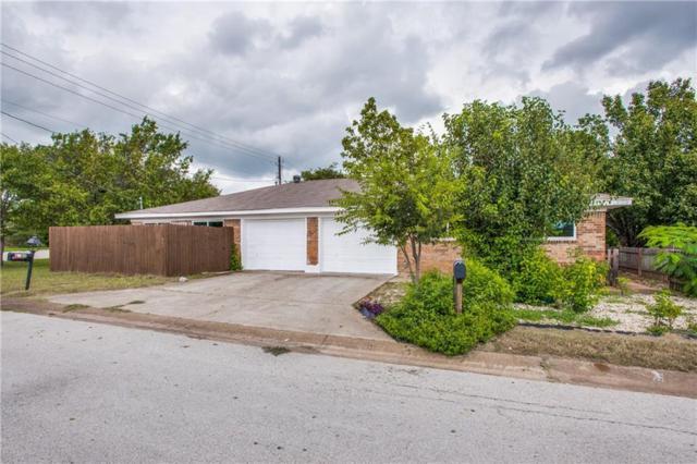 1801 Oak Tree Drive, Denton, TX 76209 (MLS #13938320) :: Real Estate By Design