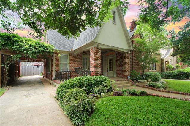 1007 N Edgefield Avenue, Dallas, TX 75208 (MLS #13938424) :: RE/MAX Town & Country
