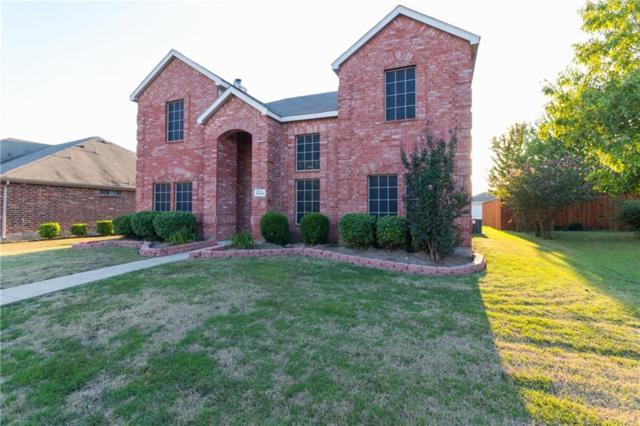 1609 Logan Drive, Royse City, TX 75189 (MLS #13938508) :: Century 21 Judge Fite Company