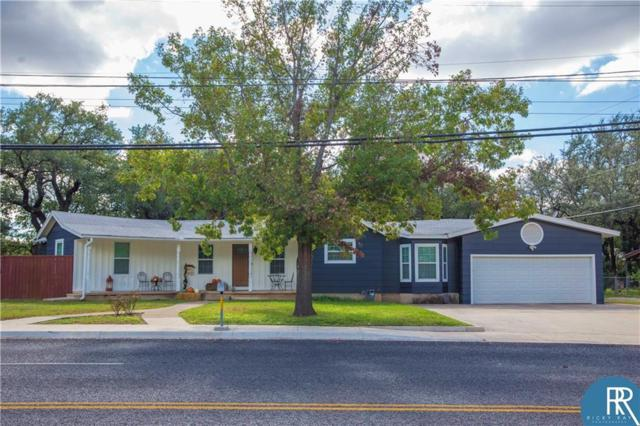 4109 Austin Avenue, Brownwood, TX 76801 (MLS #13939385) :: RE/MAX Town & Country