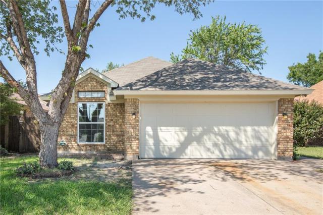 5706 Spyglass Hill Drive, Arlington, TX 76018 (MLS #13940109) :: RE/MAX Pinnacle Group REALTORS