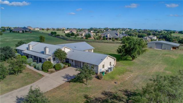 12821 Cartwright Trail, Ponder, TX 76259 (MLS #13940126) :: RE/MAX Town & Country