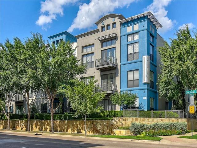 4414 Cedar Springs Road #330, Dallas, TX 75219 (MLS #13940267) :: The Heyl Group at Keller Williams