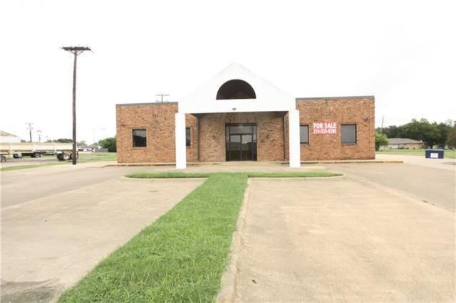 207 E Fair Street, Kaufman, TX 75142 (MLS #13940282) :: Robbins Real Estate Group