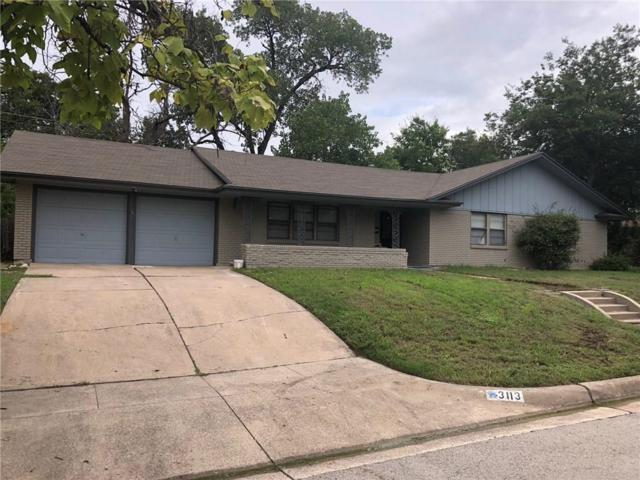 3113 Santa Fe Trail, Fort Worth, TX 76116 (MLS #13940632) :: Robbins Real Estate Group
