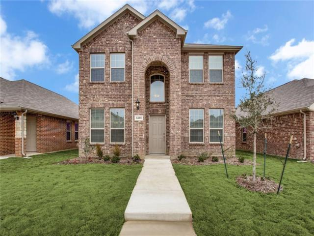 8469 Blue Violet Trail, Fort Worth, TX 76123 (MLS #13940706) :: RE/MAX Town & Country