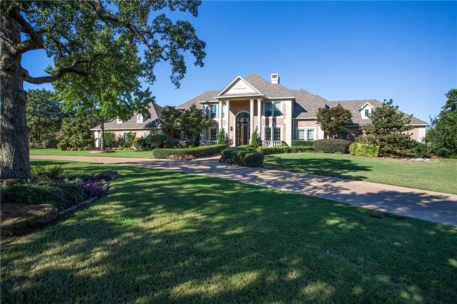 5805 Southern Hills Drive, Flower Mound, TX 75022 (MLS #13940962) :: The Real Estate Station