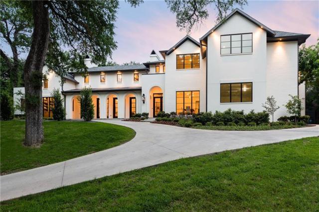4502 Watauga Road, Dallas, TX 75209 (MLS #13941439) :: The Chad Smith Team