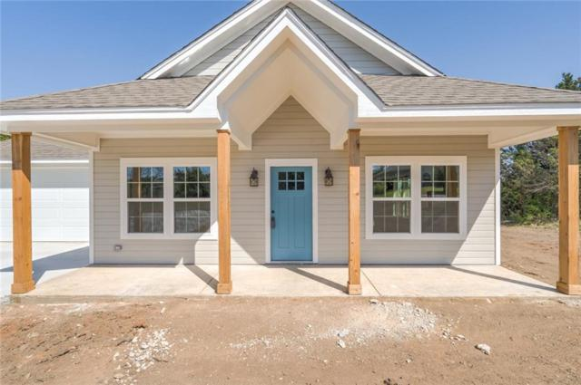 4011 Marana Drive, Granbury, TX 76048 (MLS #13941463) :: The Chad Smith Team