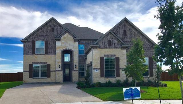 495 Timber Creek Lane, Frisco, TX 75068 (MLS #13941636) :: Robbins Real Estate Group