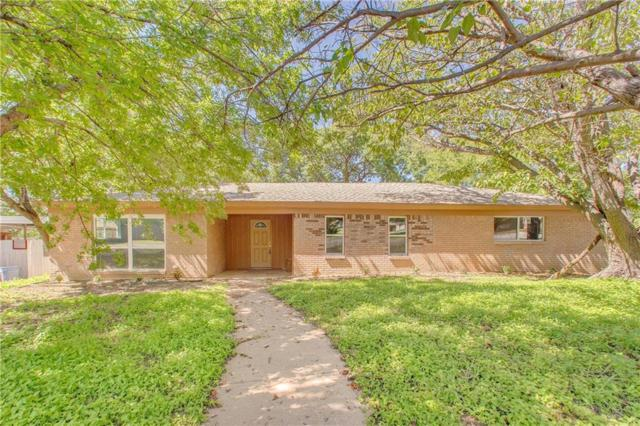 4121 Sunset Trail, Lake Worth, TX 76135 (MLS #13942396) :: RE/MAX Town & Country