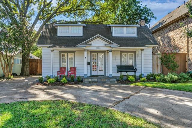 5828 Prospect Avenue, Dallas, TX 75206 (MLS #13942426) :: Century 21 Judge Fite Company
