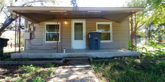 1616 N Elm Street, Weatherford, TX 76086 (MLS #13942668) :: Robbins Real Estate Group