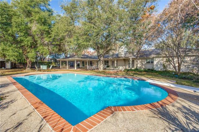 4332 Winding Way, Benbrook, TX 76126 (MLS #13942993) :: Kimberly Davis & Associates