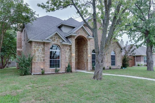 8014 Lake Bend Drive, Rowlett, TX 75088 (MLS #13943702) :: The Hornburg Real Estate Group