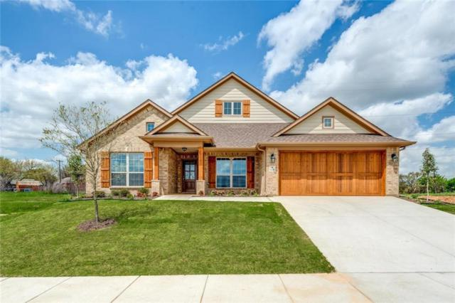 3320 Greenway Drive, Burleson, TX 76028 (MLS #13944061) :: The Mitchell Group