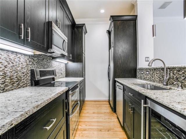 4125 Cole Avenue #7, Dallas, TX 75204 (MLS #13944089) :: Magnolia Realty