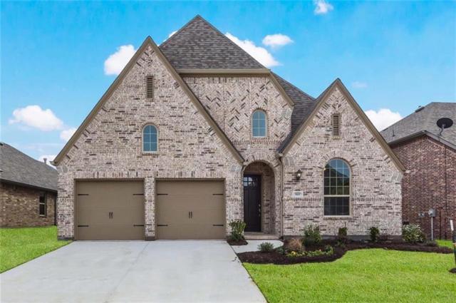 9009 Violet Drive, Lantana, TX 76226 (MLS #13944113) :: Kimberly Davis & Associates