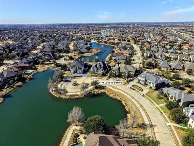 4774 Longvue Drive, Frisco, TX 75034 (MLS #13944349) :: Kimberly Davis & Associates