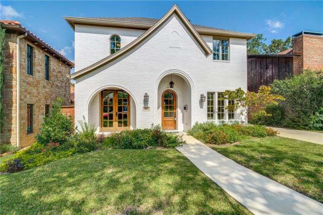 3812 W 6th Street, Fort Worth, TX 76107 (MLS #13946279) :: RE/MAX Town & Country