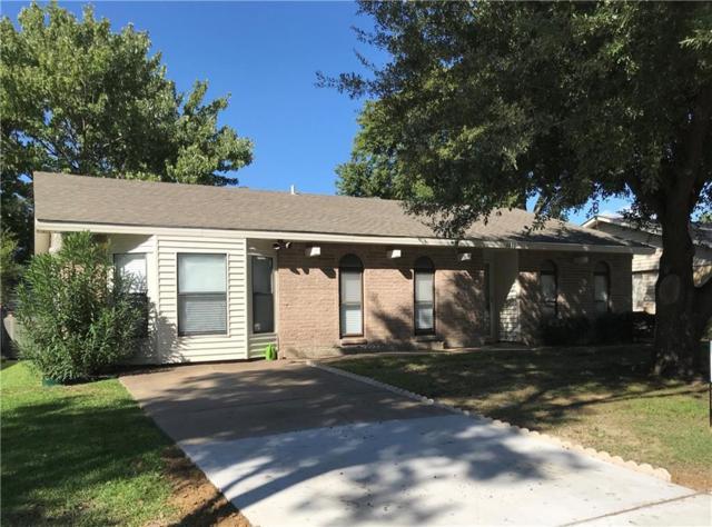 1413 Deepwood Drive, Garland, TX 75040 (MLS #13946479) :: Robinson Clay Team