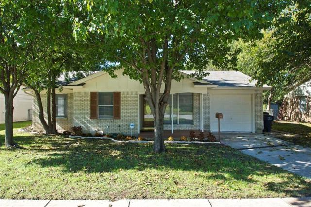 3562 Paint Trail, Fort Worth, TX 76116 (MLS #13946506) :: Magnolia Realty