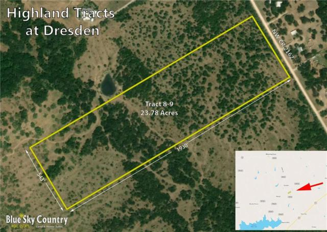 TR 8-9 NW County Road 2162 Road, Blooming Grove, TX 75102 (MLS #13947339) :: Robbins Real Estate Group