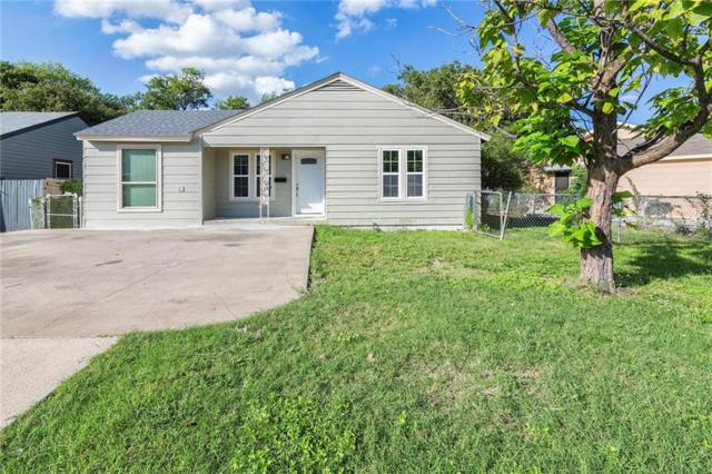 2555 Thannisch Avenue, Fort Worth, TX 76105 (MLS #13947490) :: Frankie Arthur Real Estate