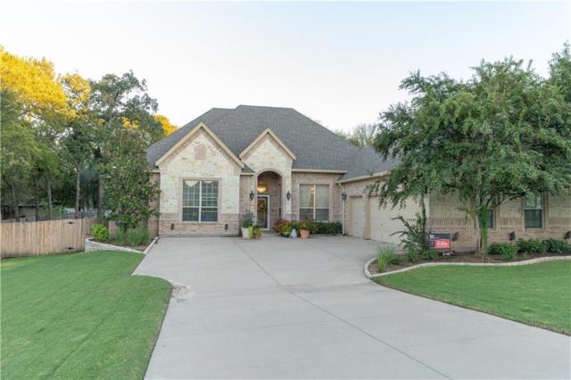 9703 Whitney Court, Granbury, TX 76049 (MLS #13947583) :: Baldree Home Team