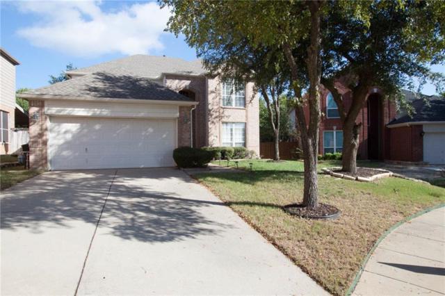 2405 Shadow Vale Court, Highland Village, TX 75077 (MLS #13947994) :: The Rhodes Team
