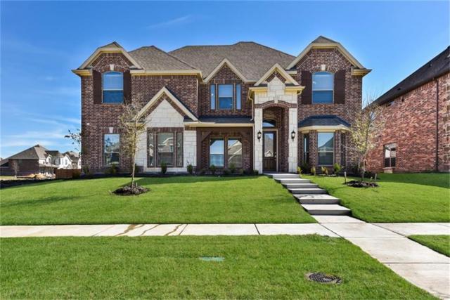 14132 Steadman Drive, Frisco, TX 75035 (MLS #13948313) :: RE/MAX Town & Country
