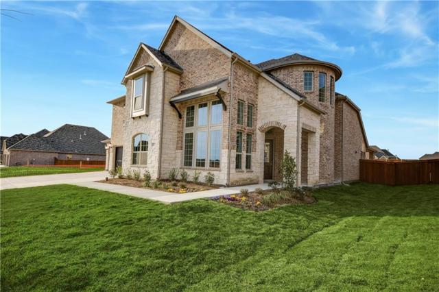 1721 Lonesome Dove Drive, Prosper, TX 75078 (MLS #13948327) :: Real Estate By Design