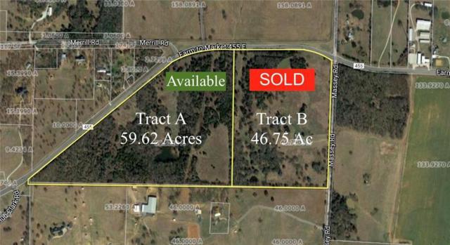 TBD Fm 455 E, Pilot Point, TX 76258 (MLS #13948351) :: Frankie Arthur Real Estate