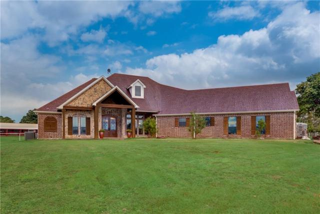 13601 Alexander Road, Pilot Point, TX 76258 (MLS #13948353) :: All Cities Realty