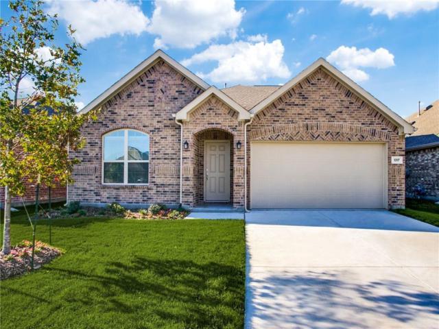 1317 Deerfield Drive, Anna, TX 75409 (MLS #13948808) :: RE/MAX Landmark
