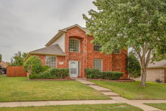 2516 Walnut Creek Drive, Mesquite, TX 75181 (MLS #13949226) :: Baldree Home Team