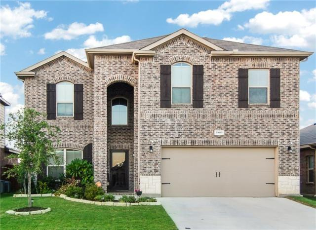 1909 Jacona Trail, Fort Worth, TX 76131 (MLS #13950092) :: Century 21 Judge Fite Company