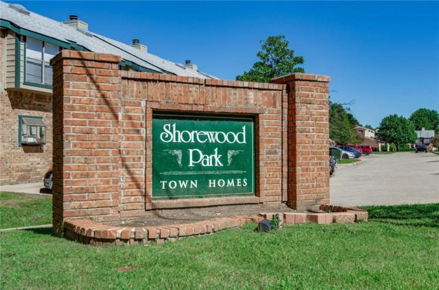 1912 Shorewood Drive, Grapevine, TX 76051 (MLS #13950224) :: The Rhodes Team