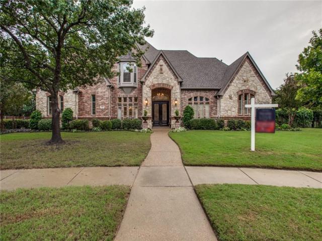 405 Vintage Court, Colleyville, TX 76034 (MLS #13950691) :: Frankie Arthur Real Estate