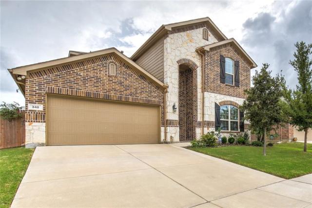 348 Pin Cushion Trail, Burleson, TX 76028 (MLS #13951042) :: The Hornburg Real Estate Group