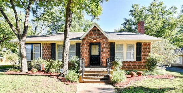 1715 Sycamore Avenue, Corsicana, TX 75110 (MLS #13951162) :: The Chad Smith Team