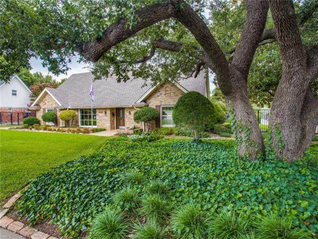 3821 Summercrest Drive, Fort Worth, TX 76109 (MLS #13951405) :: RE/MAX Pinnacle Group REALTORS