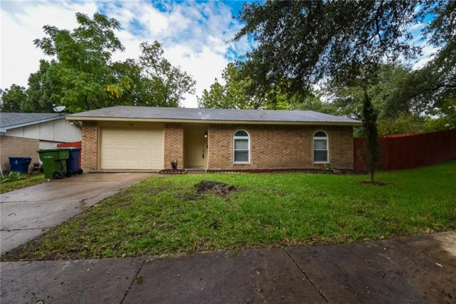 4122 Salem Drive, Garland, TX 75043 (MLS #13952135) :: The Chad Smith Team